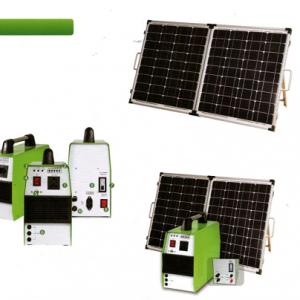 便携式太阳能发电